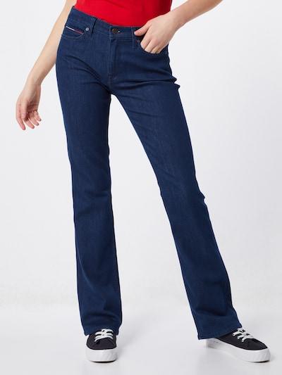 Tommy Jeans Džinsi 'MADDIE' pieejami zils džinss, Modeļa skats