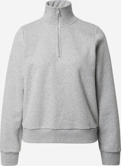 EDITED Sweatshirt 'Gaspard' in de kleur Grijs / Grijs gemêleerd, Productweergave