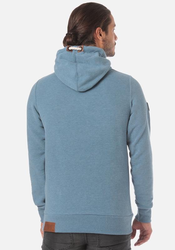 Fumé En Naketano Bleu Sweat shirt qzVSUMp