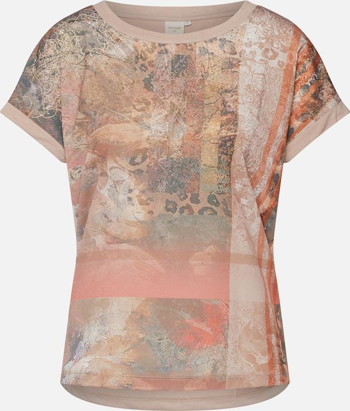 'ricky' Poudre T shirt Cream En kX8ONn0wP