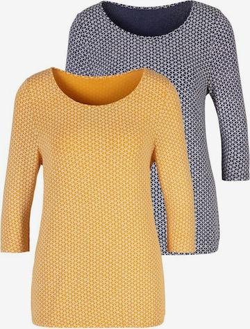 VIVANCE Shirt in Yellow