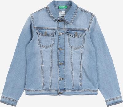 UNITED COLORS OF BENETTON Prechodná bunda - modré, Produkt