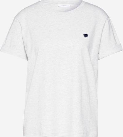OPUS Shirt 'Serz ROS' in hellgrau, Produktansicht