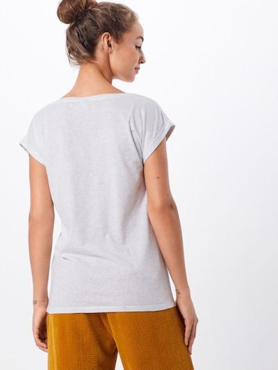 Iriedaily T-shirt 'Hopi Tee' en blanc: Vue de dos