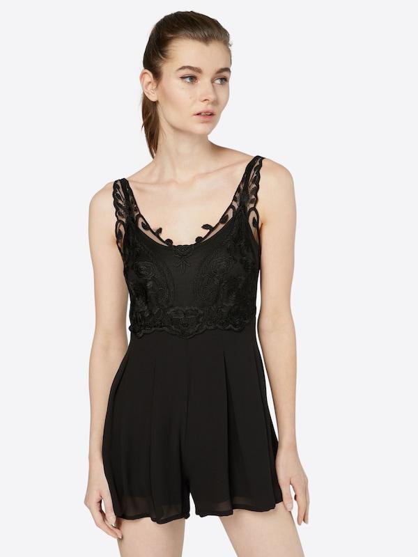 Boohoo Jumpsuit 'Boutique Zoe Crochet'