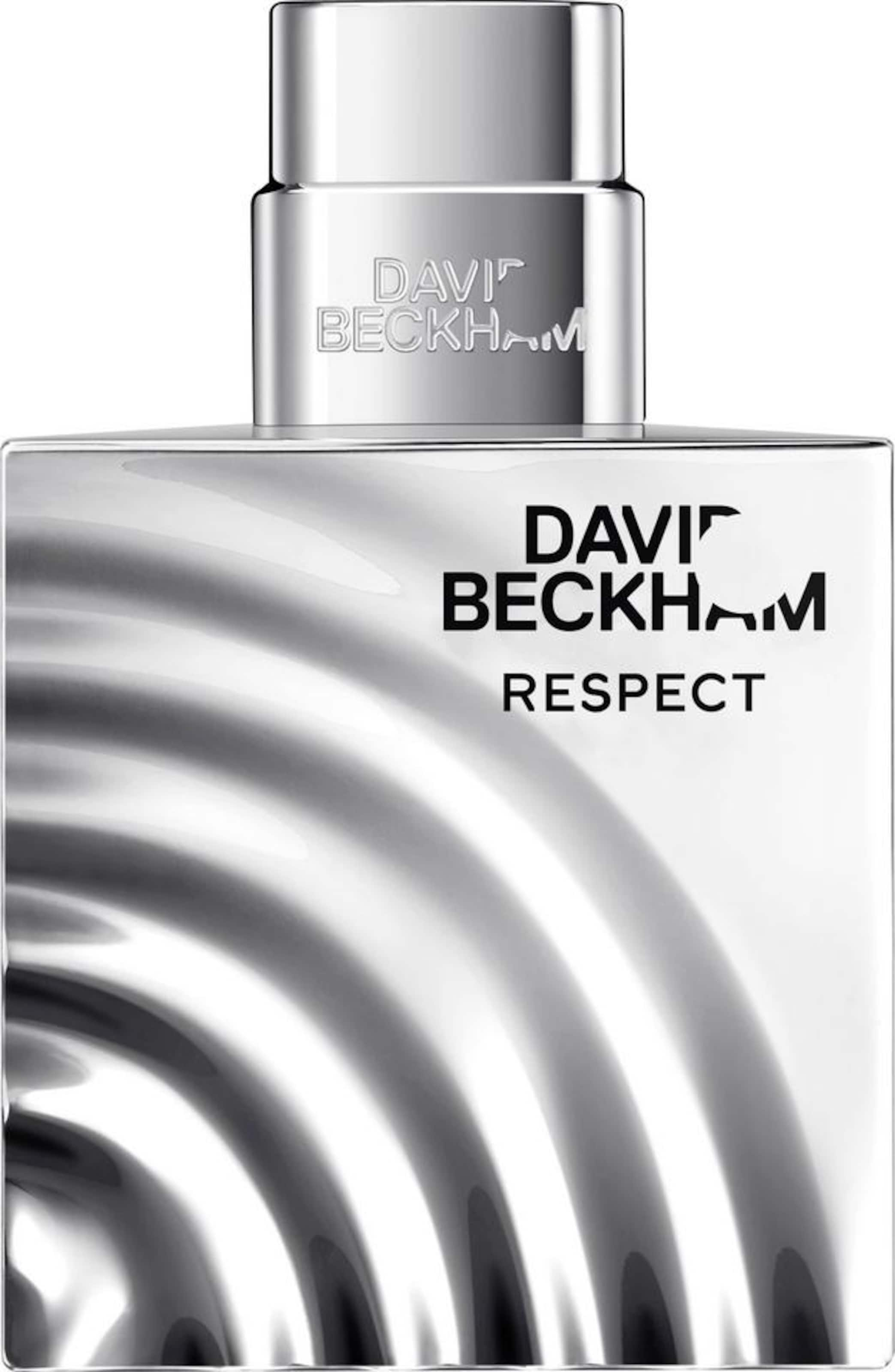 De 'respect' In Eau David Beckham SchwarzWeiß Toilette Y6f7bgyv