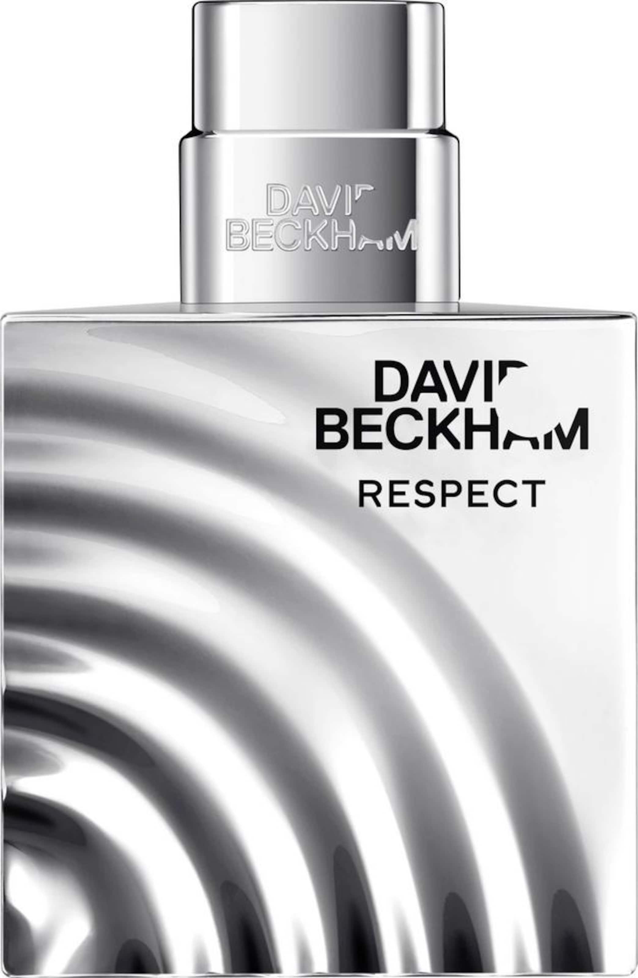 David Beckham Eau De SchwarzWeiß 'respect' Toilette In xrWdoCBe