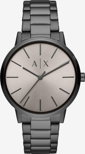 ARMANI EXCHANGE ARMANI EXCHANGE Quarzuhr »AX2722« in grau / hellgrau, Produktansicht