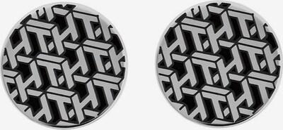 TOMMY HILFIGER Manschettenknöpfe in grau, Produktansicht