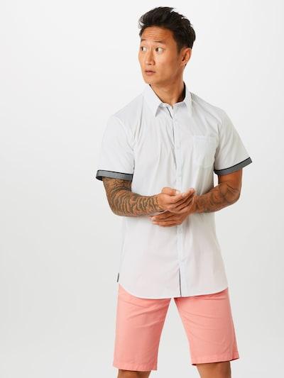 GUESS Koszula 'SUNSET' w kolorze białym: Widok z przodu