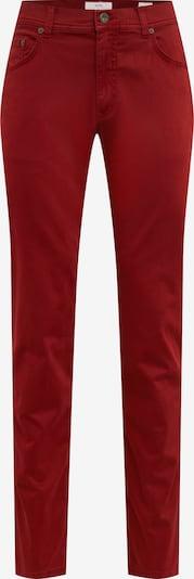 BRAX Jeans 'Cooper fancy' in rot, Produktansicht