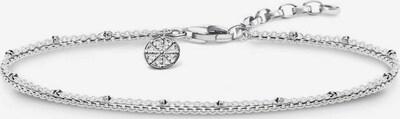 Thomas Sabo Armband 'Karma Wheel' in silber, Produktansicht