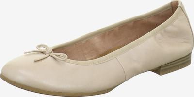 TAMARIS Ballerinas in beige, Produktansicht