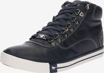 MUSTANG Wintersneaker in navy, Produktansicht