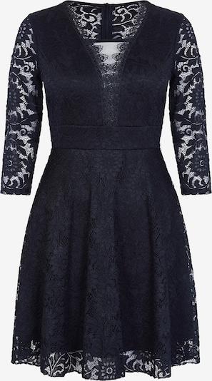 Mela London Kleid 'LACE OVERLAY' in schwarz, Produktansicht