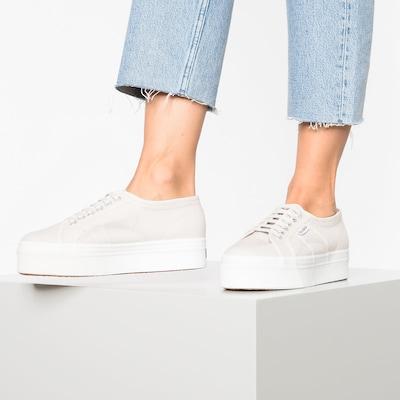SUPERGA Sneaker '2790 Acotw Linea Up & down' in naturweiß, Modelansicht