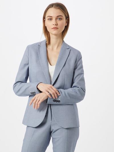 MORE & MORE Blazer in hellblau, Modelansicht