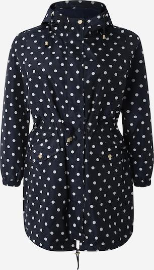Junarose Płaszcz przejściowy 'NEW KLINK' w kolorze czarny / białym, Podgląd produktu