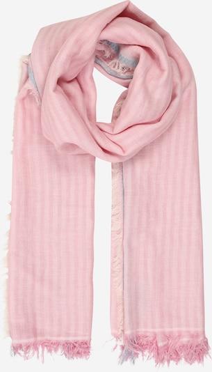 Zwillingsherz Stoffen mondkapje in de kleur Rosa, Productweergave