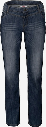 SHEEGO Jeans in Dark blue: Frontal view