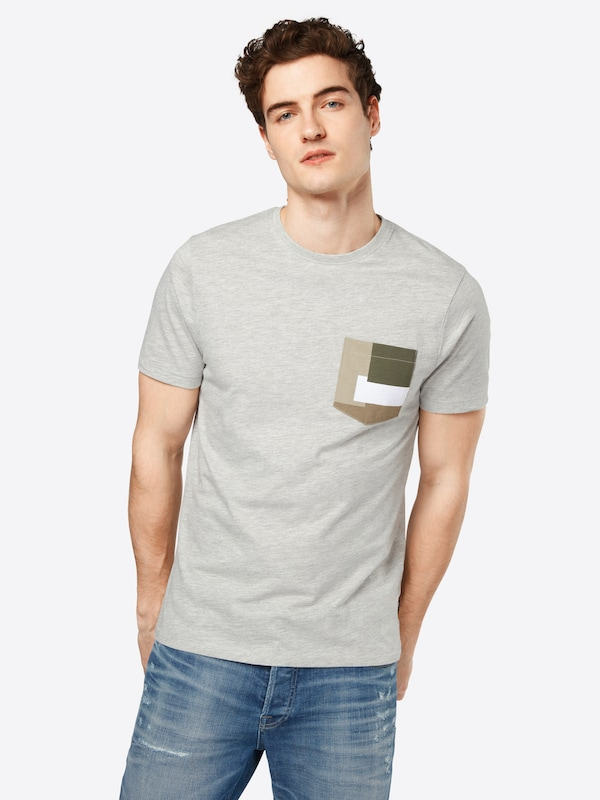 Only & Sons T-Shirt 'onsBAILY SS SLIM POCKET'
