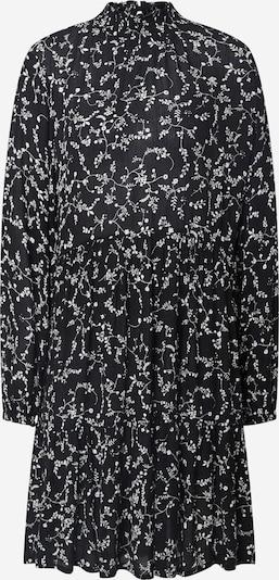 Kaffe Kleid 'Amber' in creme / schwarz, Produktansicht