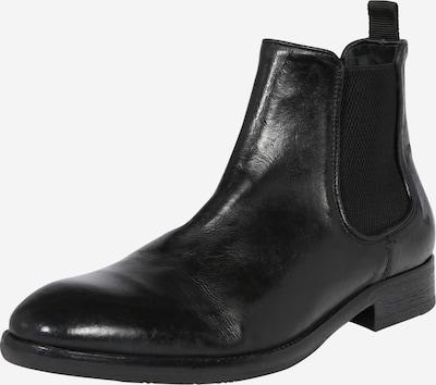 Hudson London Боти Chelsea 'Kirchner' в черно, Преглед на продукта