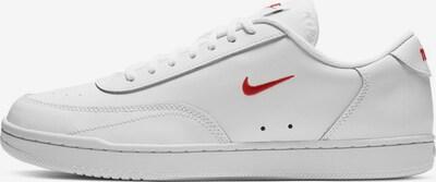 Nike Sportswear Sneaker 'Court Vintage' in rot / weiß, Produktansicht