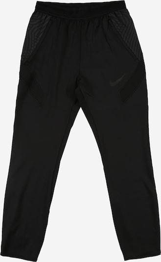 NIKE Sport-Hosen 'Strike' in schwarz, Produktansicht