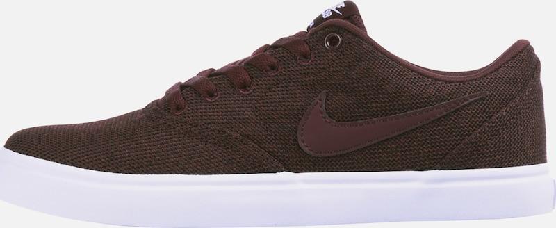 Nike SB Turnschuhe 'Check Solar Canvas P Textil Markenrabatt