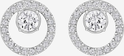 Swarovski Náušnice - stříbrná / bílá, Produkt