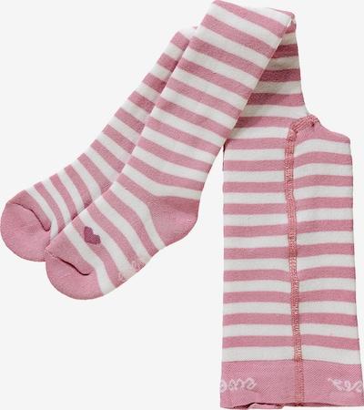EWERS Strumpfhose in rosa / dunkelpink / weiß, Produktansicht