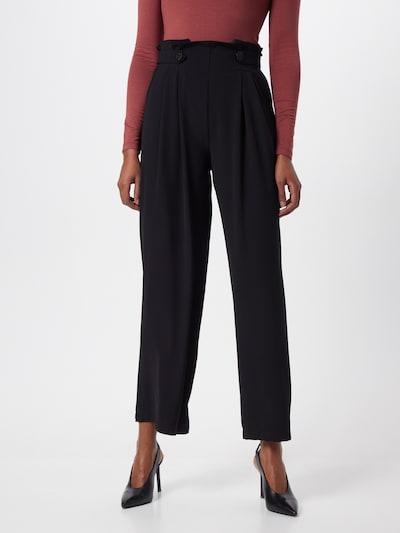 Morgan Hose 'PANTALON' in schwarz, Modelansicht