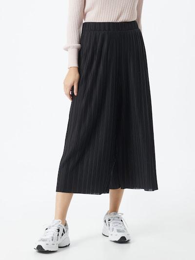 SISTERS POINT Hose 'Mita' in schwarz, Modelansicht