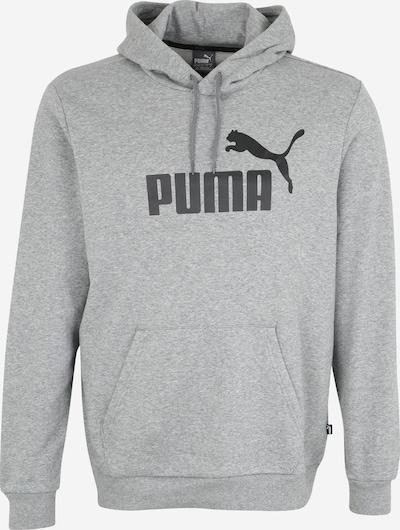 PUMA Športová mikina 'Essential' - sivá / čierna, Produkt