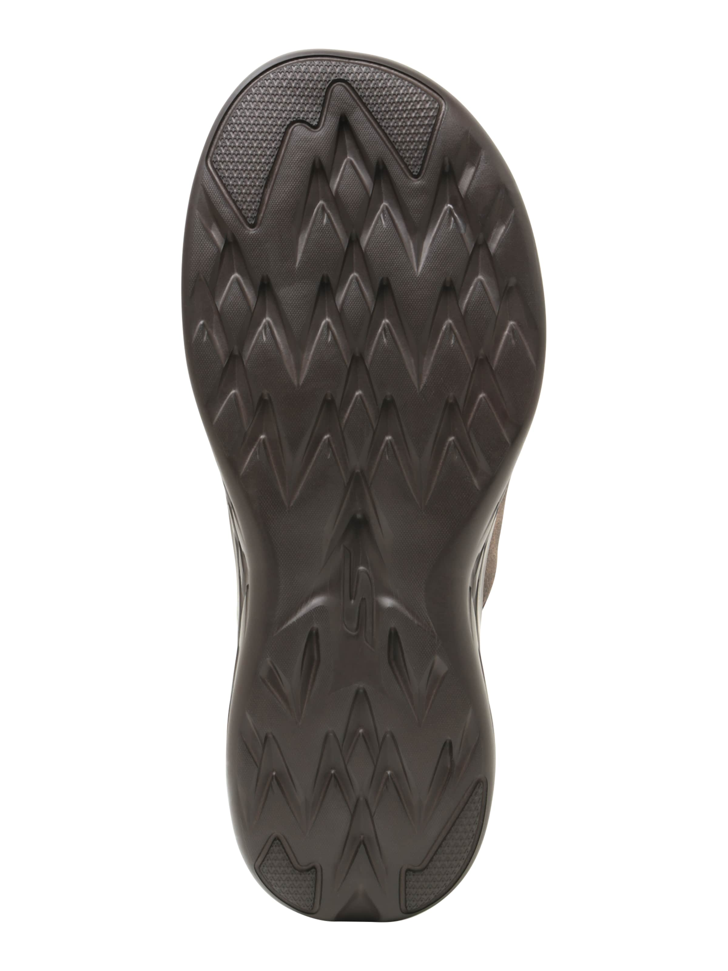 Footbed' Braun In Skechers Sandal Molded '3 Perform Point Zehentreter Tex ZukiwPXOT