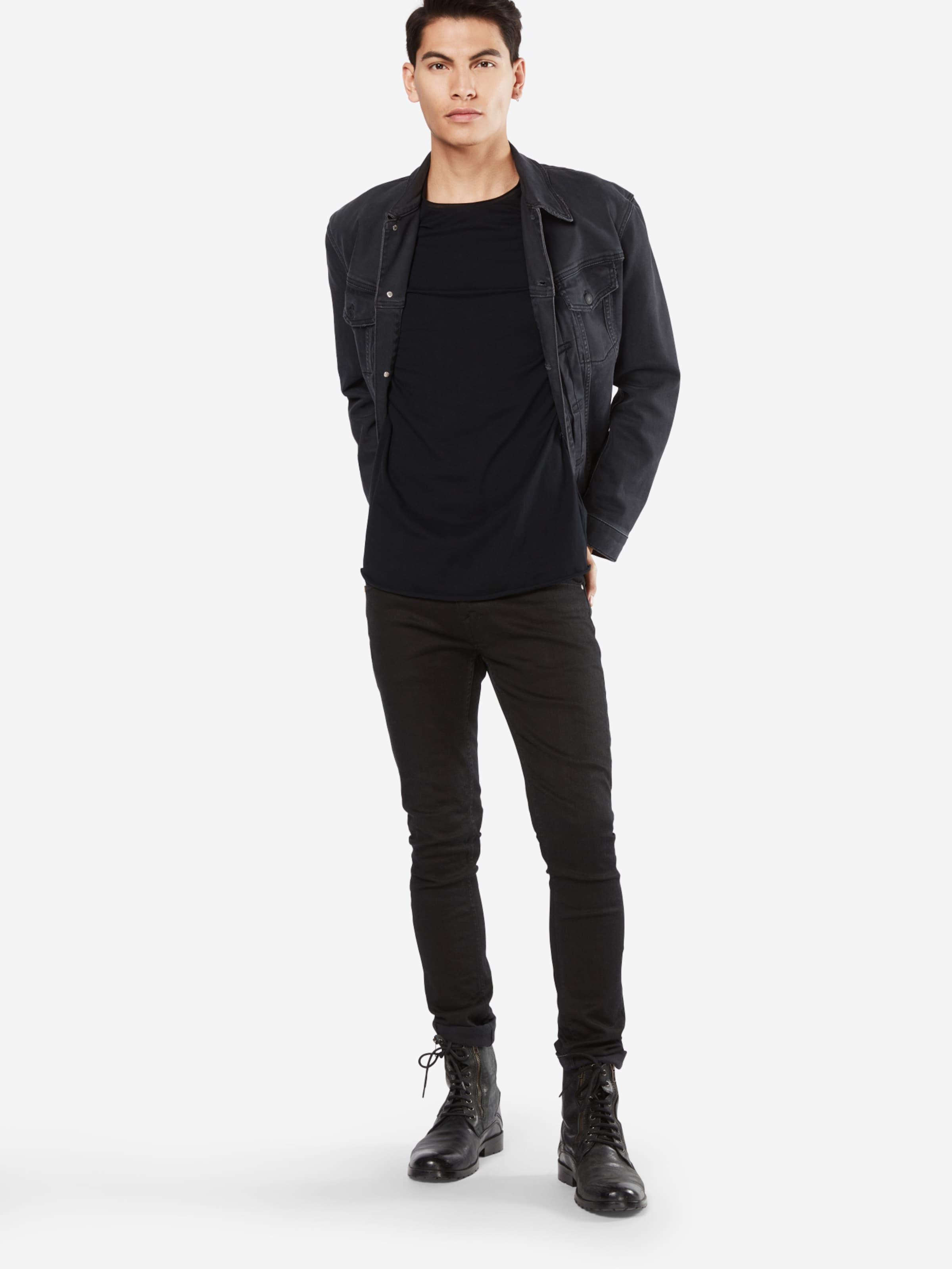SCOTCH & SODA T-Shirt 'Tee with raw edge finish' Mit Visum Zahlen Zu Verkaufen Hohe Qualität Günstiger Preis 2018 Online Freies Verschiffen Preiswerte Reale Empfehlen 1cPWzdm