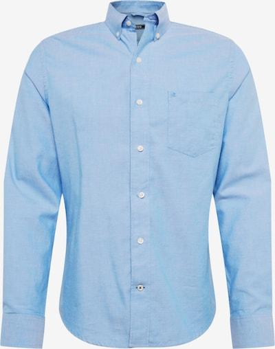 IZOD Chemise 'SOLID OXFORD BD SHIRT' en bleu clair, Vue avec produit