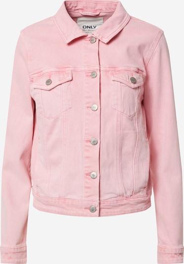 ONLY Tussenjas 'ONLPINK LS COLOURED DNM JACKET BJ11179-4' in de kleur Rosa, Productweergave