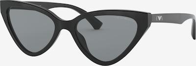 Emporio Armani Sonnenbrillen in schwarz, Produktansicht