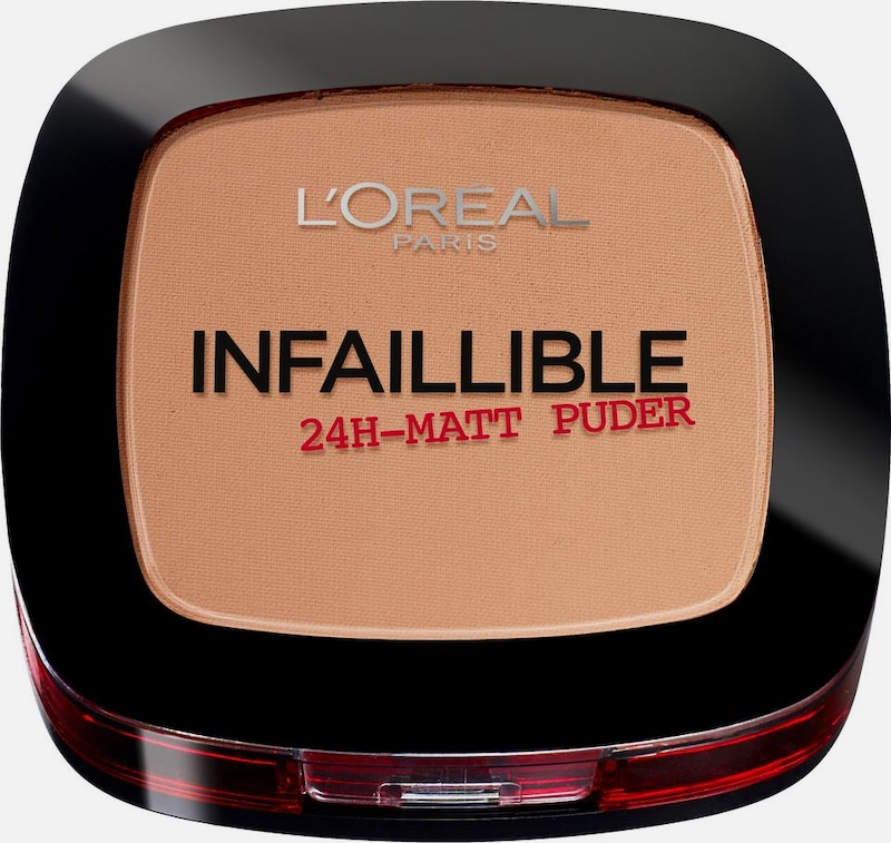 Loréal Paris infaillible 24h Kompakt Powder, Puder