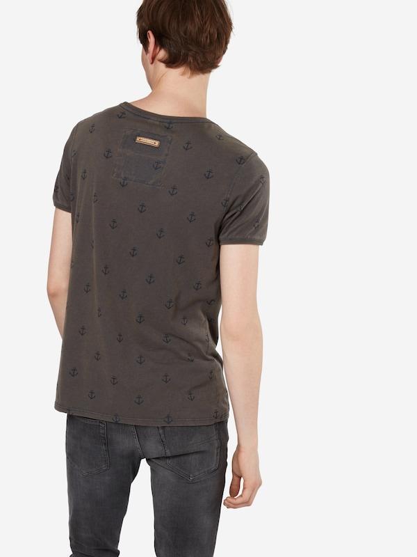 naketano T-Shirt 'El Master Del Buscho'