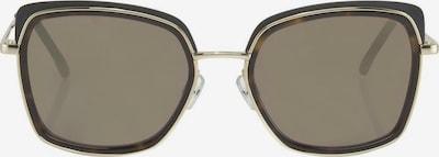 TOM TAILOR Sonnenbrille in braun, Produktansicht