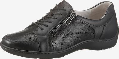 WALDLÄUFER Sneaker in schwarz, Produktansicht
