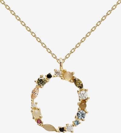 P D PAOLA Cadena en oro / mezcla de colores, Vista del producto