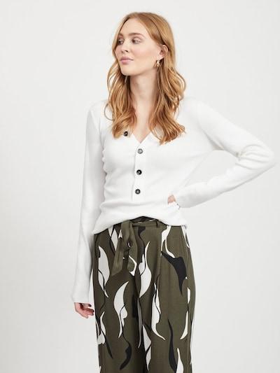 OBJECT Pullover in weiß, Modelansicht