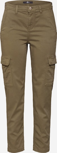 7 for all mankind Cargobroek 'CARGO CHINO MODAL TWILL ARMY' in de kleur Kaki, Productweergave