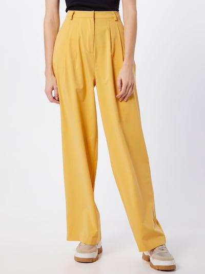 Soft Rebels Cygaretki 'Jamie' w kolorze żółtym, Podgląd na modelu(-ce)
