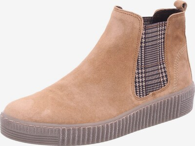 GABOR Chelsea Boots in sand, Produktansicht
