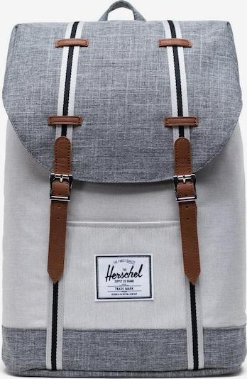 Herschel Rucksack 'Retreat' in braun / grau, Produktansicht